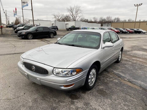 2000 Buick LeSabre for sale at Bruce Kunesh Auto Sales Inc in Defiance OH