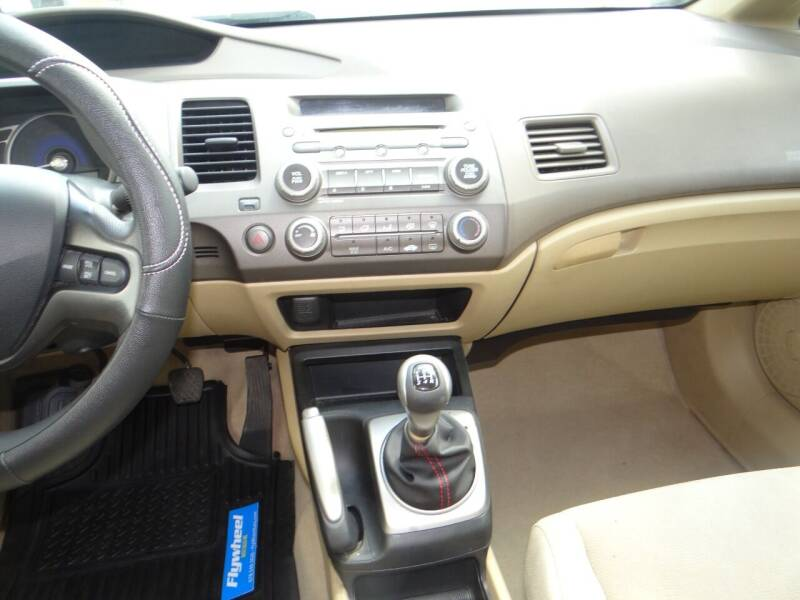 2006 Honda Civic LX 4dr Sedan w/manual - Woodstock GA