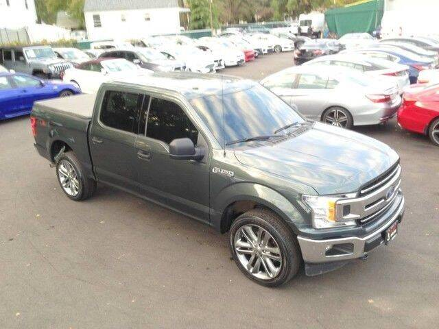 2018 Ford F-150 XLT 4WD Backup Camera 1 Owner Bed Liner - Avenel NJ