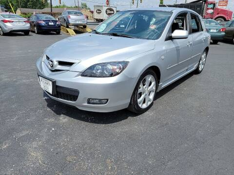 2009 Mazda MAZDA3 for sale at Rucker's Auto Sales Inc. in Nashville TN