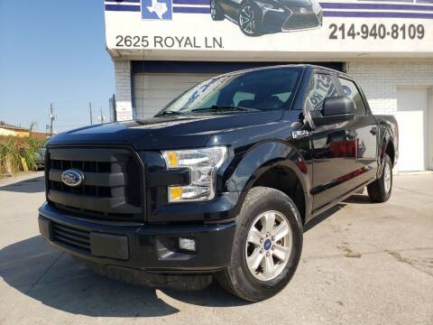 2016 Ford F-150 for sale at Best Royal Car Sales in Dallas TX