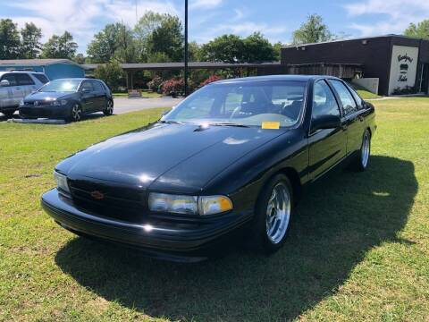 1996 Chevrolet Impala for sale at Select Auto Sales in Havelock NC