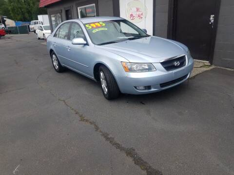 2007 Hyundai Sonata for sale at Bonney Lake Used Cars in Puyallup WA