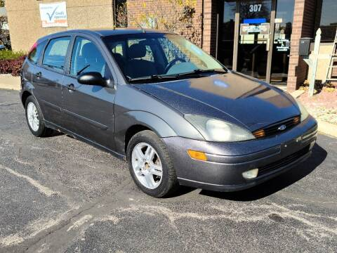2003 Ford Focus for sale at Mighty Motors in Adrian MI