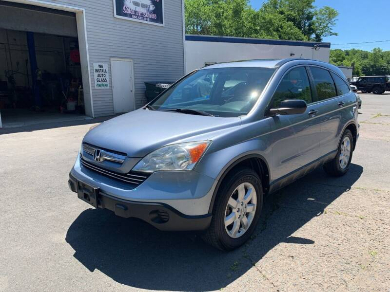 2009 Honda CR-V for sale at Manchester Auto Sales in Manchester CT