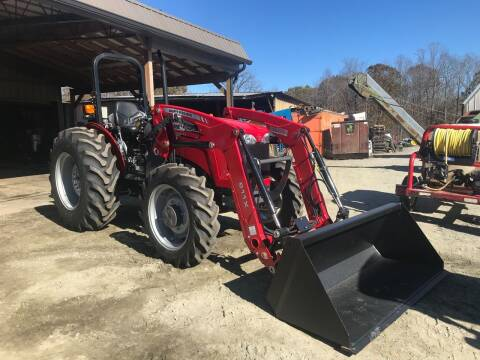 2020 Massey Ferguson 4607 H for sale at Vehicle Network - Joe's Tractor Sales in Thomasville NC