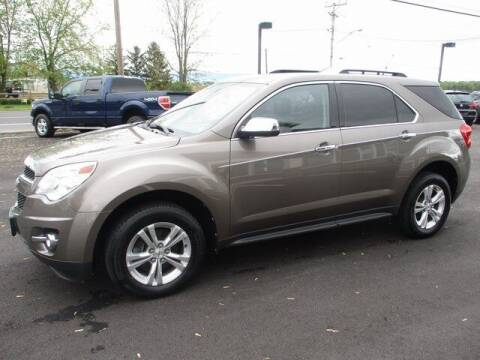 2012 Chevrolet Equinox for sale at FINAL DRIVE AUTO SALES INC in Shippensburg PA