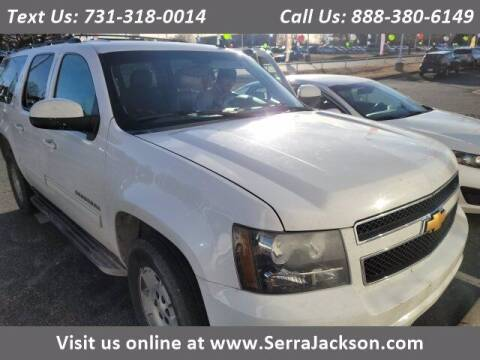 2012 Chevrolet Suburban for sale at Serra Of Jackson in Jackson TN