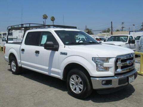 2015 Ford F-150 for sale at Atlantis Auto Sales in La Puente CA