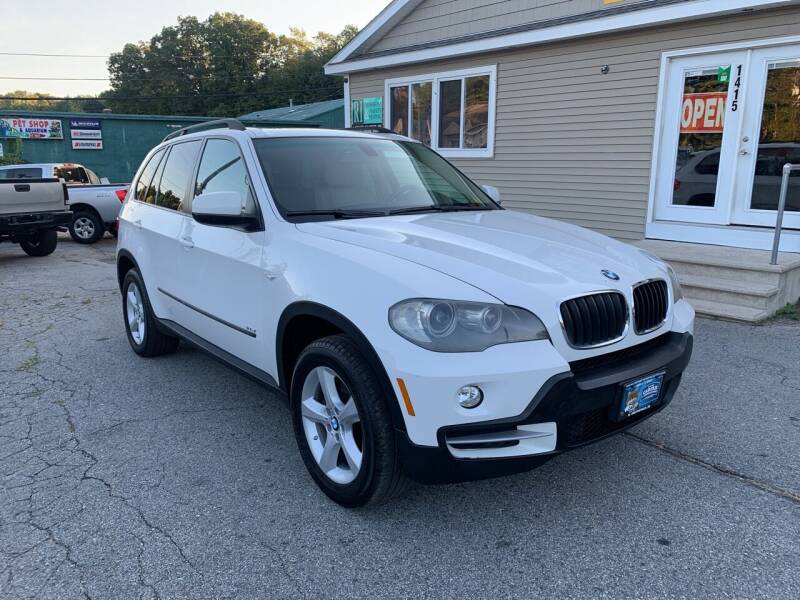 2008 BMW X5 for sale at Home Towne Auto Sales in North Smithfield RI