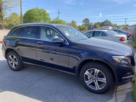 2018 Mercedes-Benz GLC for sale at CBS Quality Cars in Durham NC