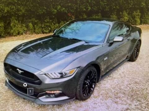 2015 Ford Mustang for sale at PHIL SMITH AUTOMOTIVE GROUP - SOUTHERN PINES GM in Southern Pines NC