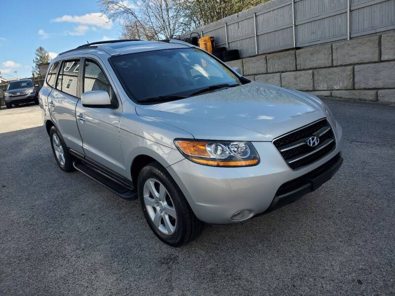 2009 Hyundai Santa Fe for sale at Fortier's Auto Sales & Svc in Fall River MA