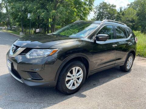 2015 Nissan Rogue for sale at Crazy Cars Auto Sale in Jersey City NJ