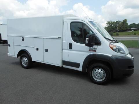 2018 RAM ProMaster Cutaway Chassis for sale at Benton Truck Sales - Cargo Vans in Benton AR