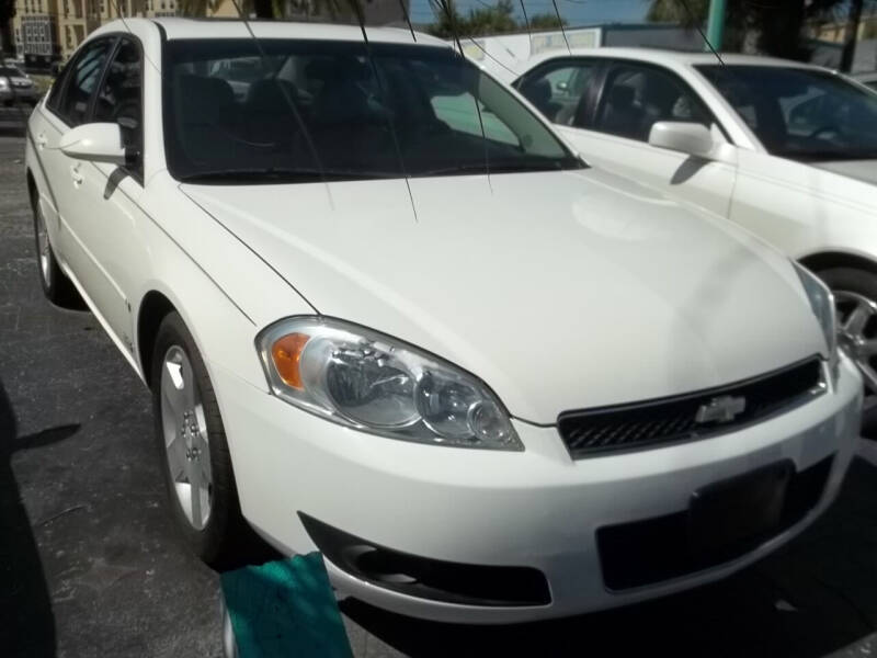 2007 Chevrolet Impala for sale at PJ's Auto World Inc in Clearwater FL