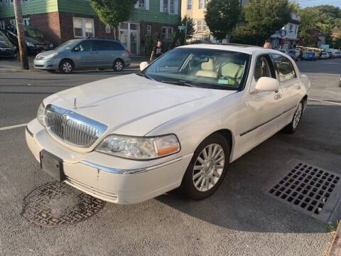 2003 Lincoln Town Car for sale at All City Auto Group in Staten Island NY