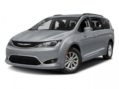 2017 Chrysler Pacifica for sale at Auto Finance of Raleigh in Raleigh NC