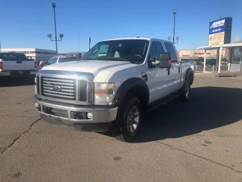 2008 Ford F-250 Super Duty for sale at Orem Auto Outlet in Orem UT