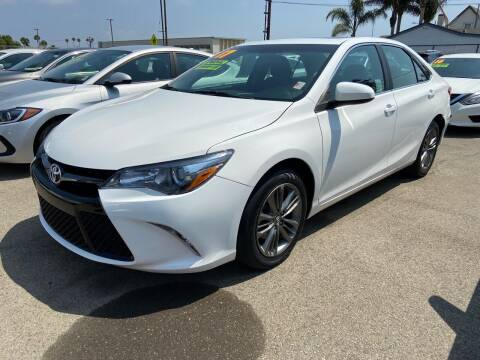 2017 Toyota Camry for sale at Auto Max of Ventura - Automax 3 in Ventura CA