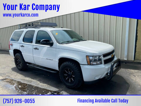 2011 Chevrolet Tahoe for sale at Your Kar Company in Norfolk VA
