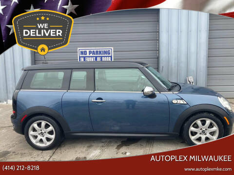 2009 MINI Cooper Clubman for sale at Autoplex 3 in Milwaukee WI