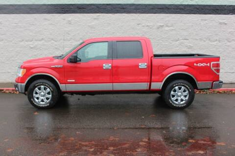 2013 Ford F-150 for sale at Al Hutchinson Auto Center in Corvallis OR