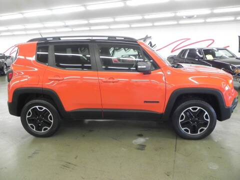 2016 Jeep Renegade for sale at 121 Motorsports in Mt. Zion IL