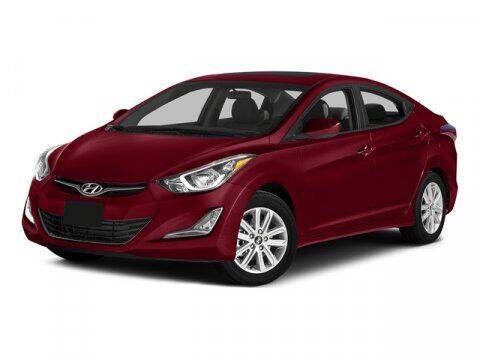 2015 Hyundai Elantra for sale at HILAND TOYOTA in Moline IL