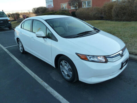 2012 Honda Civic for sale at Kaners Motor Sales in Huntingdon Valley PA