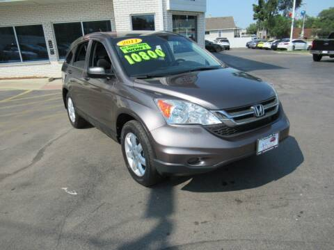 2011 Honda CR-V for sale at Auto Land Inc in Crest Hill IL