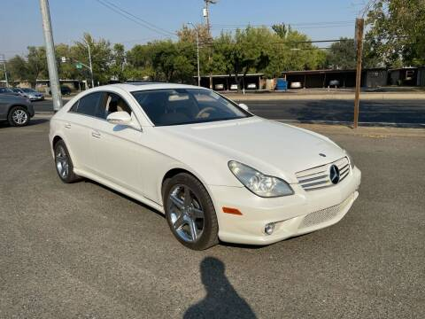 2008 Mercedes-Benz CLS for sale at All Cars & Trucks in North Highlands CA