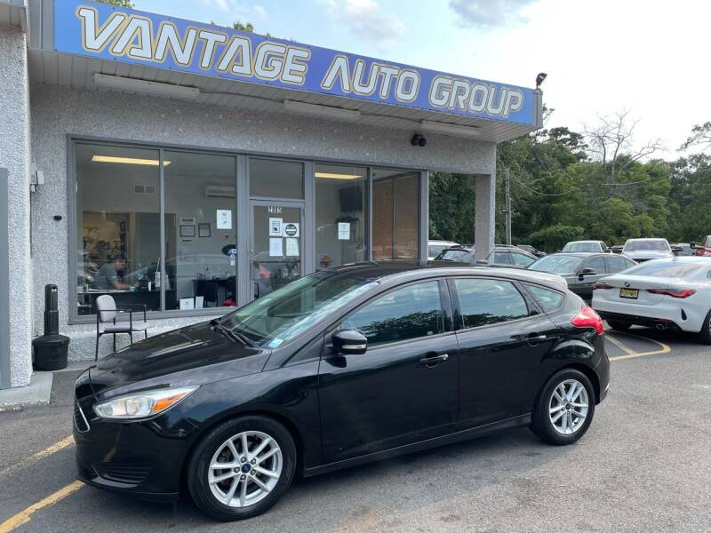 2015 Ford Focus for sale at Vantage Auto Group in Brick NJ