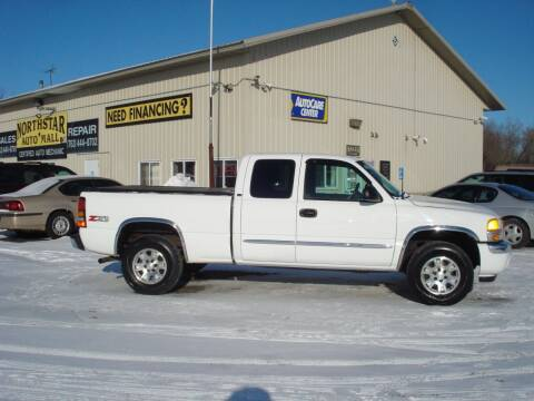 2006 GMC Sierra 1500 for sale at North Star Auto Mall in Isanti MN