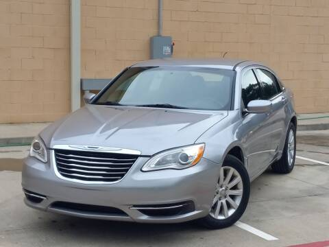 2014 Chrysler 200 for sale at Executive Motor Group in Houston TX