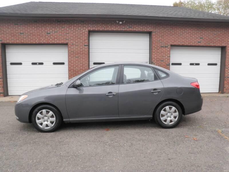 2009 Hyundai Elantra for sale at Wolcott Auto Exchange in Wolcott CT
