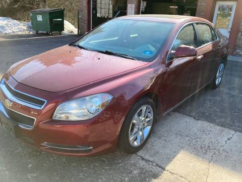 2011 Chevrolet Malibu for sale at Lafayette Motors in Lafayette NJ