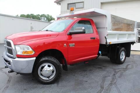 2011 RAM Ram Chassis 3500 for sale at Platinum Motors LLC in Reynoldsburg OH
