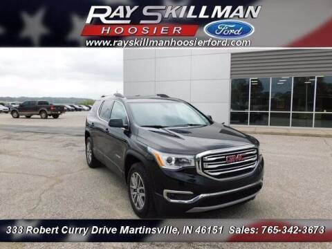 2017 GMC Acadia for sale at Ray Skillman Hoosier Ford in Martinsville IN