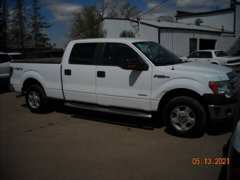 2013 Ford F-150 for sale at Ron Lowman Motors Minot in Minot ND