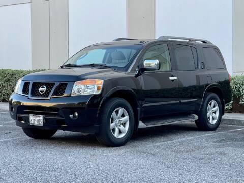 2011 Nissan Armada for sale at Carfornia in San Jose CA