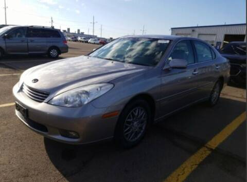 2004 Lexus ES 330 for sale at HW Used Car Sales LTD in Chicago IL