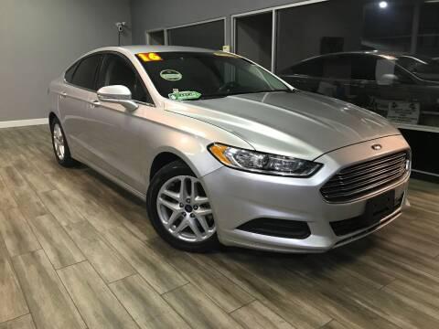 2016 Ford Fusion for sale at Golden State Auto Inc. in Rancho Cordova CA
