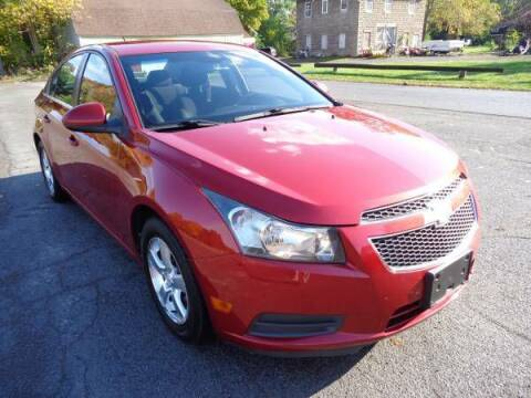 2011 Chevrolet Cruze for sale at Select Auto Brokers in Webster NY