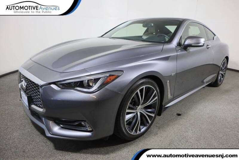 2018 Infiniti Q60 for sale in Wall Township, NJ