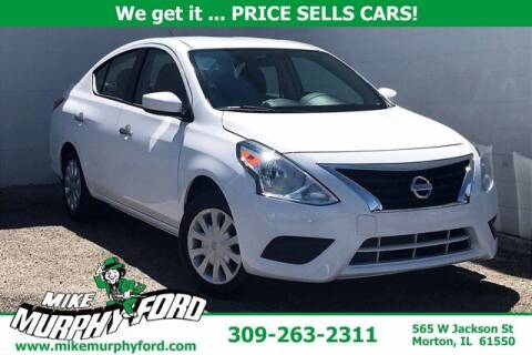 2019 Nissan Versa for sale at Mike Murphy Ford in Morton IL