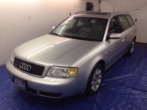 2002 Audi A6 for sale at MR Auto Sales Inc. in Eastlake OH