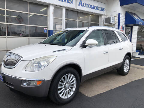 2011 Buick Enclave for sale at Jack E. Stewart's Northwest Auto Sales, Inc. in Chicago IL