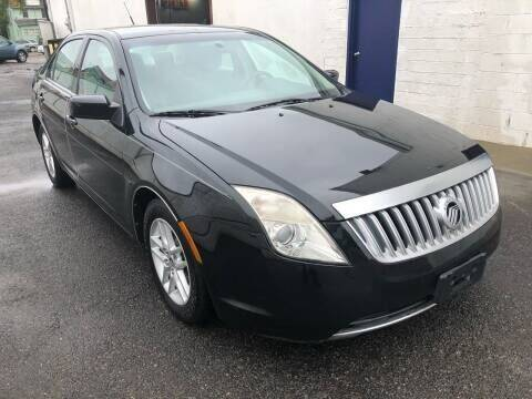 2010 Mercury Milan for sale at Pinnacle Automotive Group in Roselle NJ