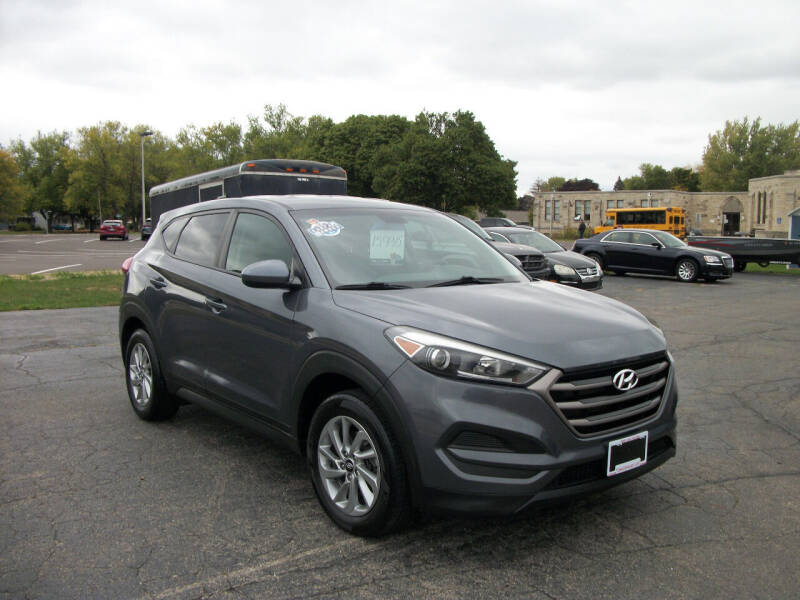 2016 Hyundai Tucson for sale at USED CAR FACTORY in Janesville WI